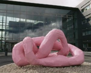 Franz West, Rrose/Drama, 2001 © Telenor Art Collection DR
