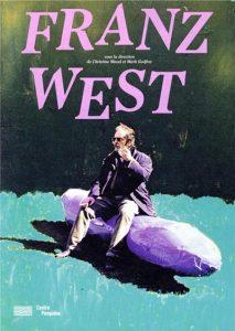 Catalogue de l'exposition Franz West, éd. Georges Pompidou