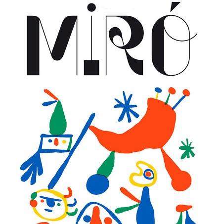 Exposition Miró - Grand Palais