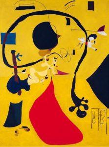 Exposition Miró, la couleur de mes rêves, Galeries nationales du Grand-Palais