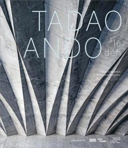 Catalogue de l'exposition Tadao Ando, éd. Georges Pompidou