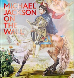 Catalogue d'exposition Michael Jackson, On the wall