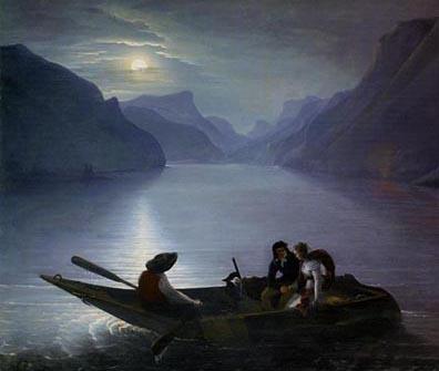 Exposition Paris romantique 1815-1848