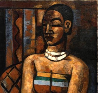 Exposition Marcel Gromaire, l'élégance de la force
