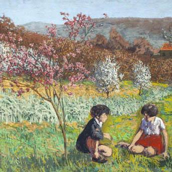 Exposition Ker-Xavier Roussel. Jardin privé, jardin rêvé - Giverny