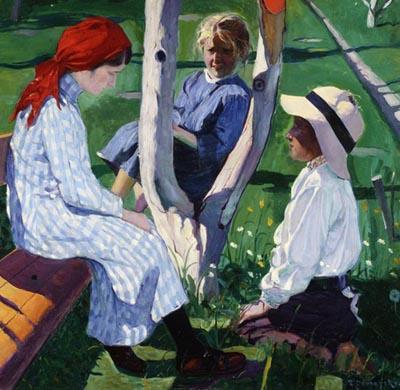 Exposition Pologne. Peindre l'âme d'une nation 1840-1918