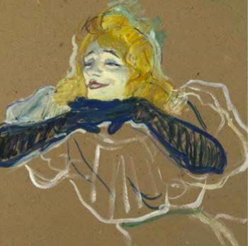 Exposition Toulouse-Lautrec. Résolument moderne
