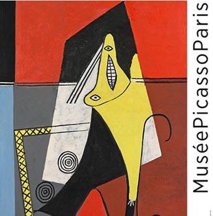Exposition Picasso, tableaux magiques