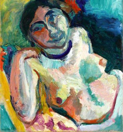 Exposition Devenir Matisse… Ce que les maîtres ont de meilleur