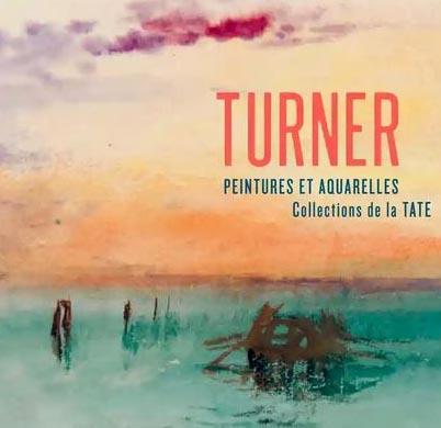 Exposition Turner, peintures et aquarelles - Musée Jacquemart-André, Paris