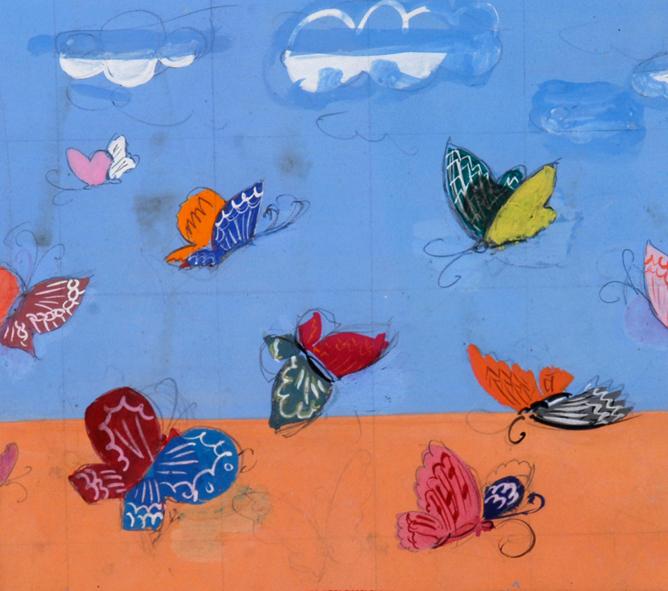 Exposition Raoul Dufy - La mode des Années folles