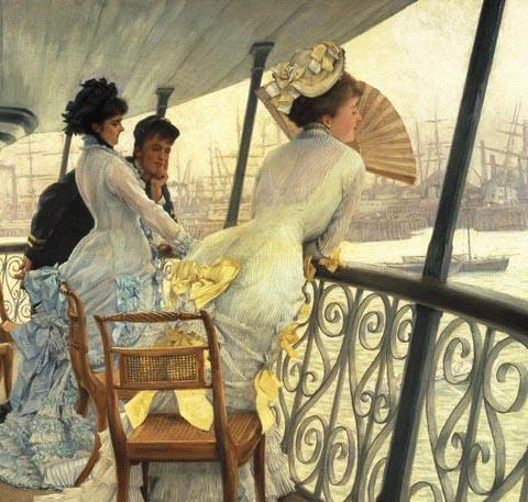 Exposition James Tissot. L'ambigu moderne - Musée d'Orsay, Paris