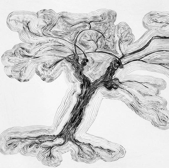 Exposition Arbres - Giuseppe Penone