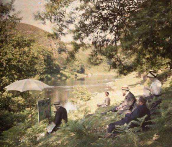 Exposition Antonin Personnaz, photographe impressionniste