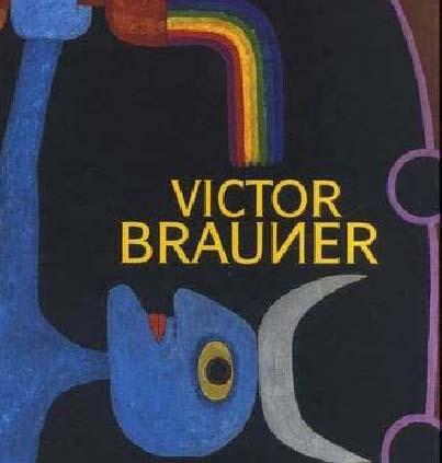 Exposition Victor Brauner - Musée d'Art Moderne de Paris