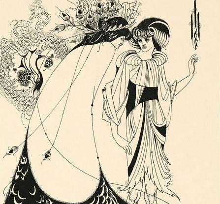 Exposition Aubrey Beardsley (1872-1898) - Musée d'Orsay