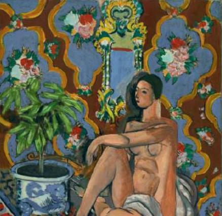 Exposition Matisse, comme un roman - Centre Pompidou