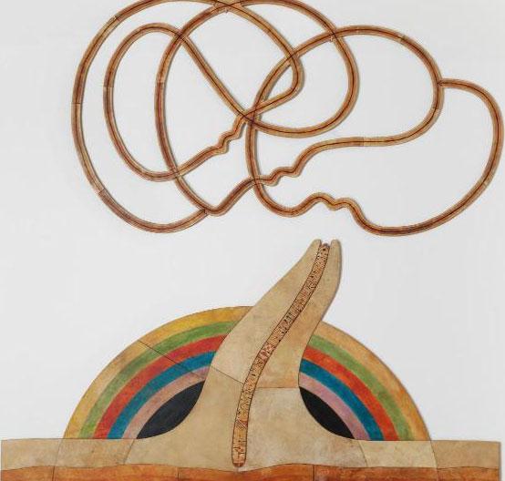 Exposition Farid Belkahia, pour une autre modernité - Centre Pompidou, Paris
