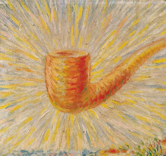 Exposition Magritte & Renoir - Le surréalisme en plein soleil