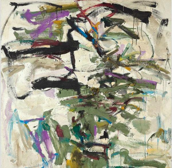 Exposition Elles font l'abstraction - Centre Pompidou