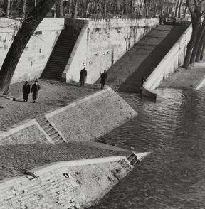 Exposition Henri Cartier-Bresson. Revoir Paris - Musée Carnavalet, Paris