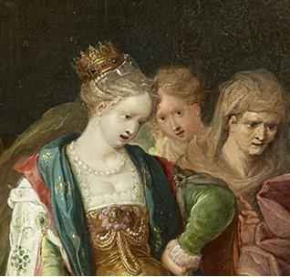 Exposition La dynastie Francken - Musée départemental de Flandre